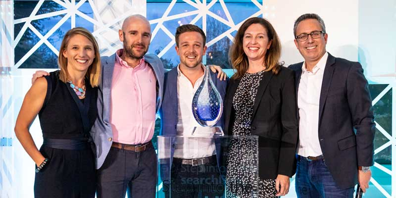 Columbus Agency recibe el premio Global Partner of the Year de Microsoft Advertising.