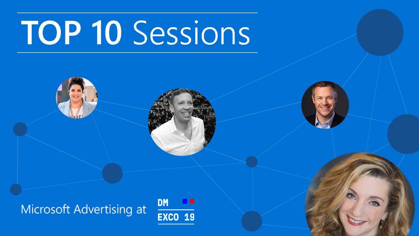 Microsoft keynote speakers at DMEXCO 2019