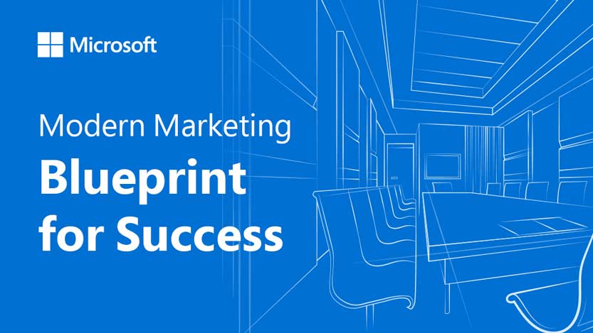The blueprint for modern marketing success