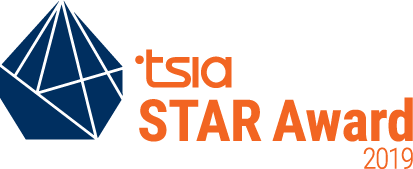 TSIA Star Award logo.