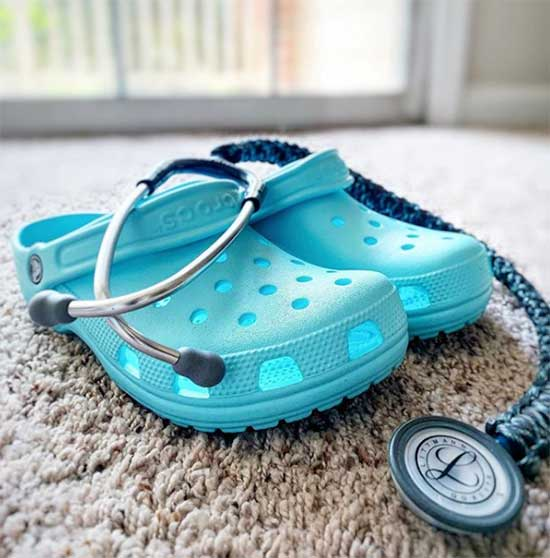 Free Pair for Healthcare clogs