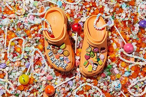 Crocs Classic Bae clog with Jibbitz fall classics
