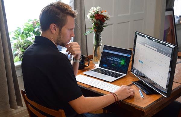 Nick Havrilak, Digital Marketing Specialist, Accounting Seed
