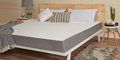 Wakefit orthopedic memory foam mattress
