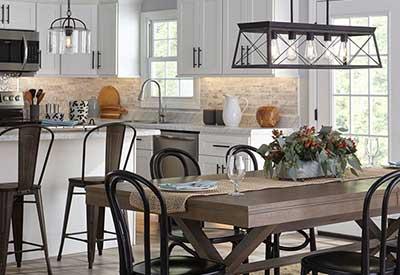 Build with Ferguson kitchen