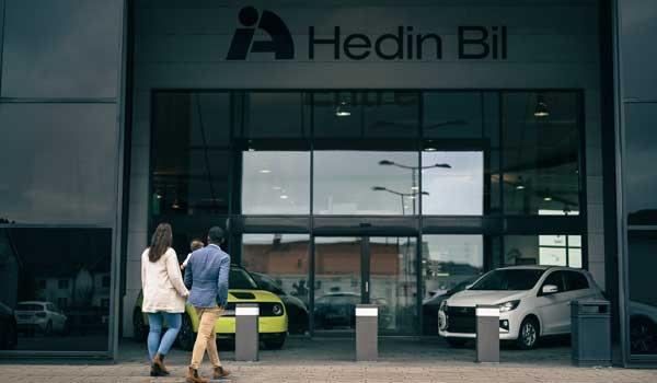 Hedin Bil storefront